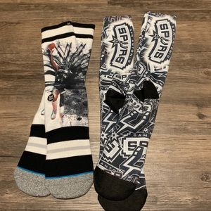 San Antonio Spurs Socks